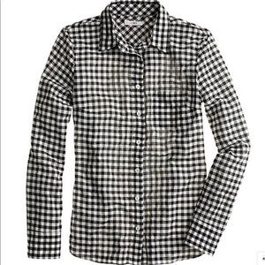 JCrew Crinkle Boy Shirt
